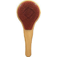 Michel Mercier Wooden Handle Ultimate Detangling Brush