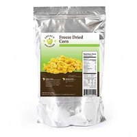 Legacy Premium Food Storage Freeze Dried Corn - Legacy Essentials Emergency Long Term Food Supply