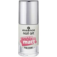 Essence Nail Art Satin Matt Top Coat