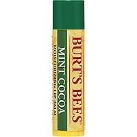 Burt's Bees Limited Edition Mint Cocoa Lip Balm