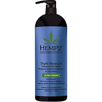 Hempz Triple Moisture-Rich Daily Herbal Whipped Creme Conditioner and Hair Mask