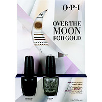 OPI Over The Moon For Gold Duo Set