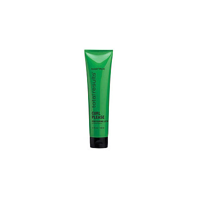 Matrix Total Results Curl Please Contouring Lotion Curl Control Leave-In