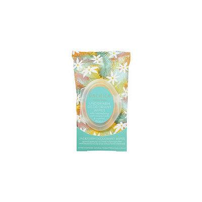 Pacifica Underarm Deodorant Wipe with Coconut Milk & Sugared Flowers
