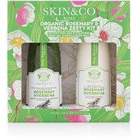 SKIN&CO Rosemary & Verbena Zesty Gift Set