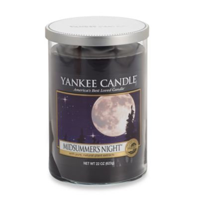 Yankee Candle Housewarmer Midsummer's Night Large Lidded Candle Tumbler