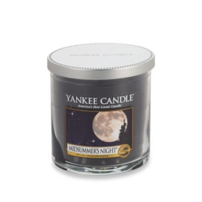 Yankee Candle Housewarmer Midsummer's Night Small Lidded Candle Tumbler