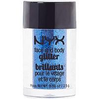 NYX Cosmetics Face and Body Glitter
