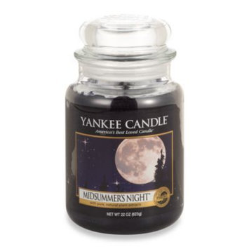 Yankee Candle Housewarmer Midsummer's Night Large Jar Candle