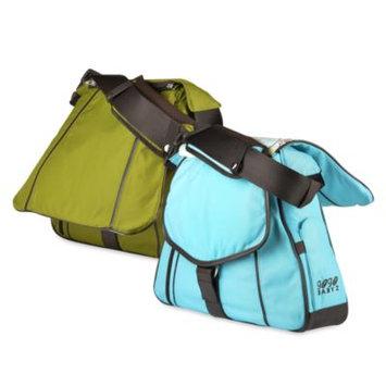 Gogo Babyz Go-Go Babyz Sidekick Deluxe Diaper Bag / Baby Carrier - Green