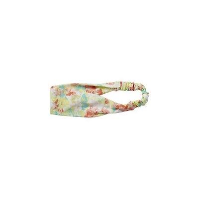 Riviera Head Wrap Watercolor Floral