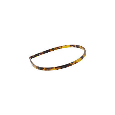 Riviera Headband Skinny Acrylic Tort