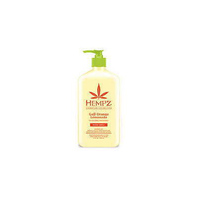 Hempz Limited Edition Goji Orange Lemonade Moisturizer