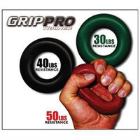 Grip Pro Trainer 411556 Black Strength Trainer - 40 Lbs