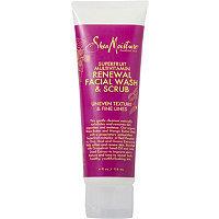 SheaMoisture SuperFruit Renewal Facial Wash & Scrub