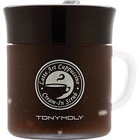 Tony Moly Latte Art Cappuccino Cream-In Scrub