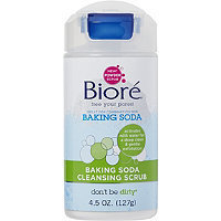 Bioré Baking Soda Cleansing Scrub