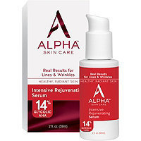 Alpha Hydrox Rejuvinating Serum
