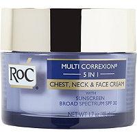 RoC Multi Correxion 5 in 1 Chest, Neck, & Face Cream, 1.7 oz