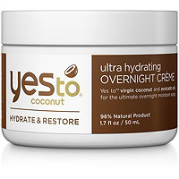 Yes To Coconut Ultra Hydrating Overnight Creme
