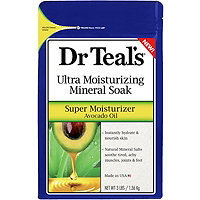 Dr Teal's® Ultra Moisturizing Mineral Soak With Avocado Oil