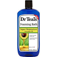 Dr. Teals Foaming Bath Super Moisturizer with Avocado Oil