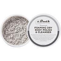 C. Booth Charcoal Foaming Body Polish