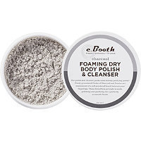 C. Booth Charcoal Foaming Body Polish