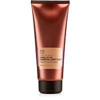 The Body Shop Himalayan Charcoal Clay Body Mask