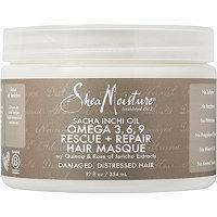 SheaMoisture Sacha Inchi Oil Omega 3, 6, 9 Rescue + Repair Hair Masque