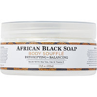 Nubian Heritage African Black Soap Body Souffle