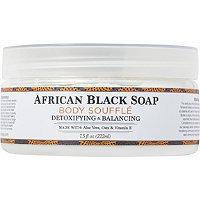 Nubian Heritage African Black Soap Body Souffle