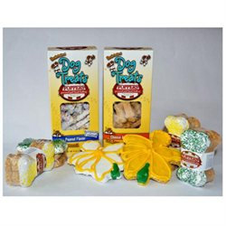 Foppers Gourmet Pet Treat Bakery 158-pc. Daffodils Dog Treat Gift Set