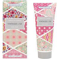 Heathcoat & Ivory Vintage & Co Fabrics & Flowers Hand Cream