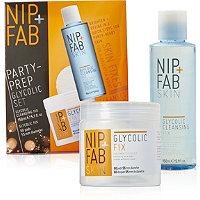 Nip + Fab Party-Prep Glycolic Set
