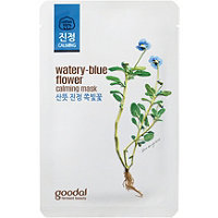 Goodal Watery-Blue Calming Sheet Mask