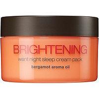 Goodal Want Night Sleep Brightening Cream Pack