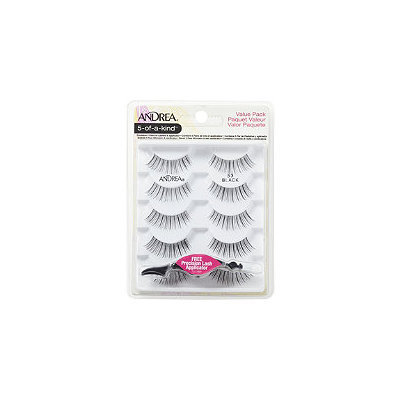 Andrea 5 of a Kind Lash #53 with Applicator