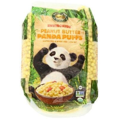 Envirokidz Organic Peanut Butter Panda Puffs Enviropakz, 25-Ounce Bags (Pack of 3)
