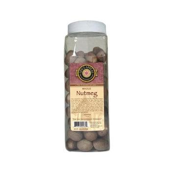 Spice Appeal Nutmeg Whole, 16-Ounce Jars
