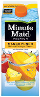 Minute Maid® Mango Punch