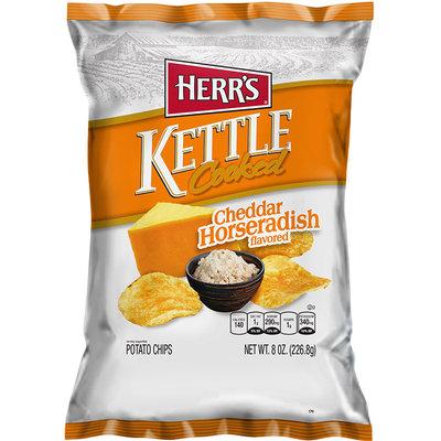 Herr's® Cheddar Horseradish Kettle Cooked Potato Chips