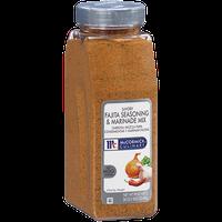 McCormick Culinary® Fajita Seasoning & Marinade, Savory
