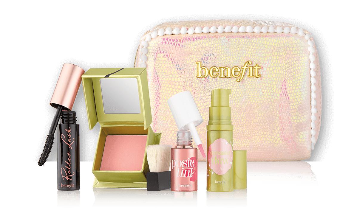 Benefit Cosmetics I Pink I Love You