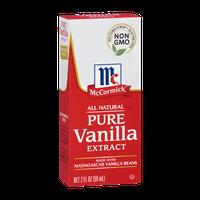 McCormick® Pure Vanilla Extract