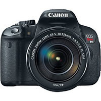 Canon EOS Rebel T4i w/ 18-135m