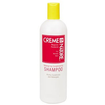 Creme of Nature Detangling Conditioning Shampoo - Regular Formula: 8.45 OZ