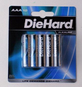 Diehard DieHard 10 pack AAA size Alkaline battery