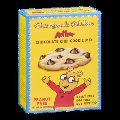Cherrybrook Kitchen Chocolate Chip Cookie Mix Arthur