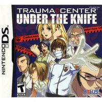 Nintendo Trauma Center: Under the Knife (used)
